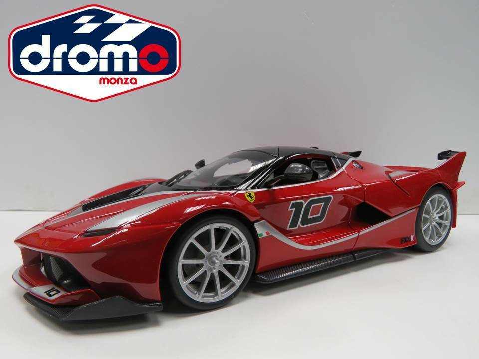 1 18 burago ferrari fxx k red bburago race play eur 40 00 picclick fr. Black Bedroom Furniture Sets. Home Design Ideas