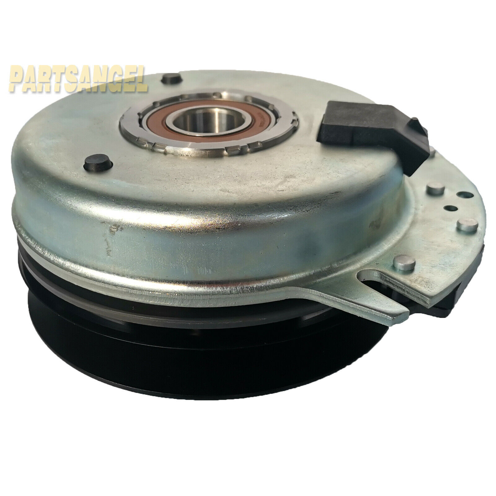 1 of 4FREE Shipping Electric PTO Clutch For John Deere L120 L130 145 155C  190C Scotts L2048 GY20878