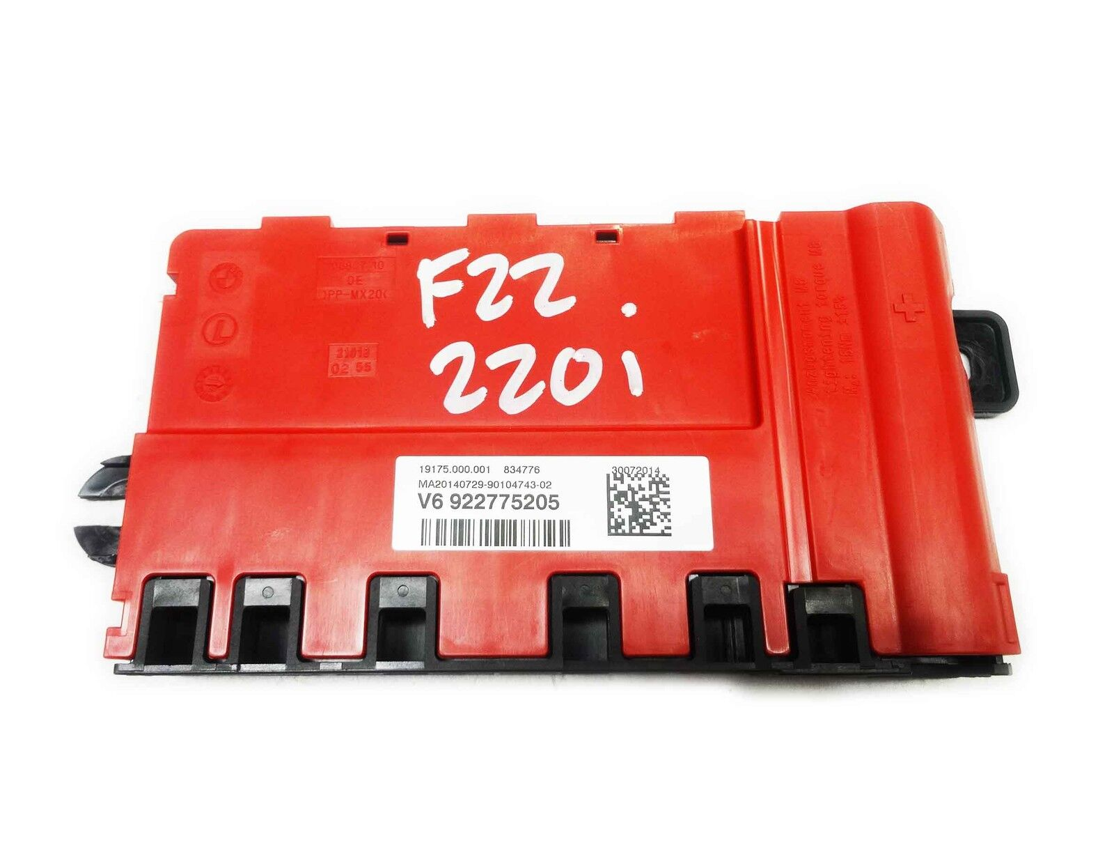 Bmw 2 Series F22 F20 Coupe 220i M3 Distributor B Multifuse Fuse Box 2010 61149227752 1 Of 2only 4 Available