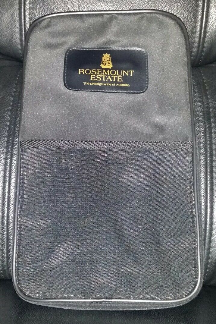 Rare Collectable Rosemount Estate Wine Bottle Cooler Bag Brand New Never Used
