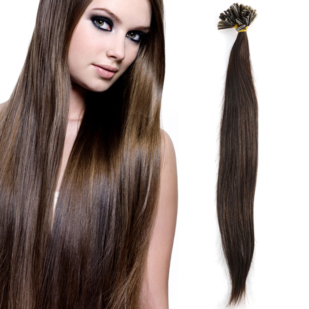 100 meche cheveux naturel 100 remy hair extension 45cm pose a chaud eur 16 49 picclick fr. Black Bedroom Furniture Sets. Home Design Ideas