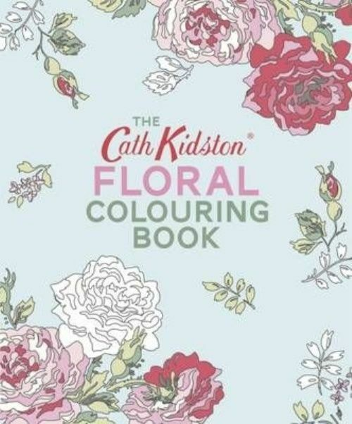 the cath kidston floral colouring book cath kidston new book mon0000115530 picclick uk. Black Bedroom Furniture Sets. Home Design Ideas