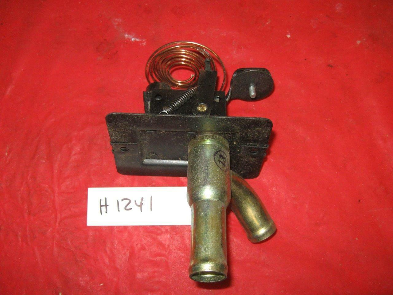 Studebaker 1962 1966 Nos Everhot Heater Control Valve H1241 1554534 2002 Audi A4 Core 1 Of 1only Available See More
