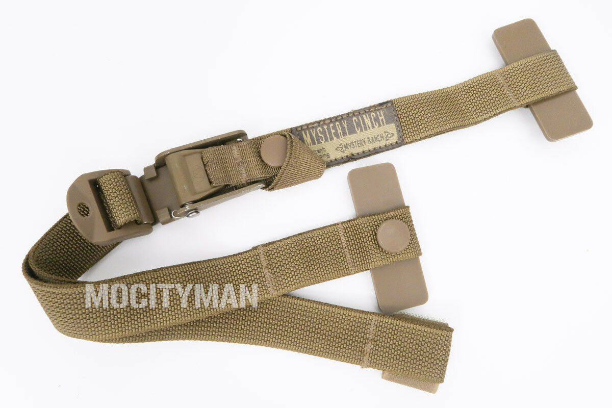 MYSTERY RANCH COYOTE Sternum Cinch for USMC Military FILBE Pack ...