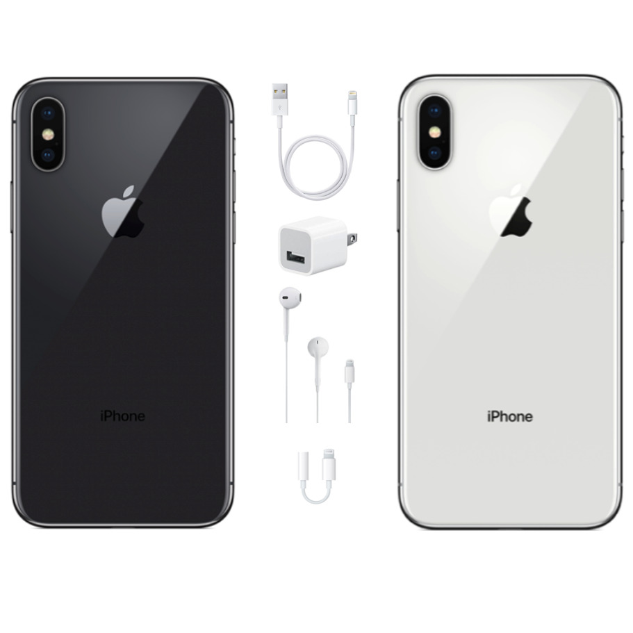 Whats In The Box Of The Iphone X