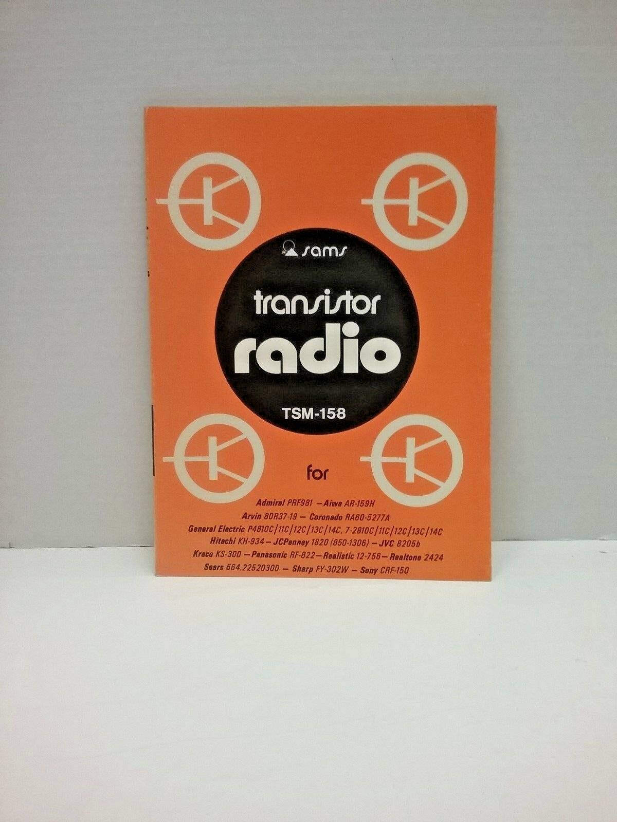 One Of Sams Transistor Radio Tsm Covered Brands And Models In 1 2 See More