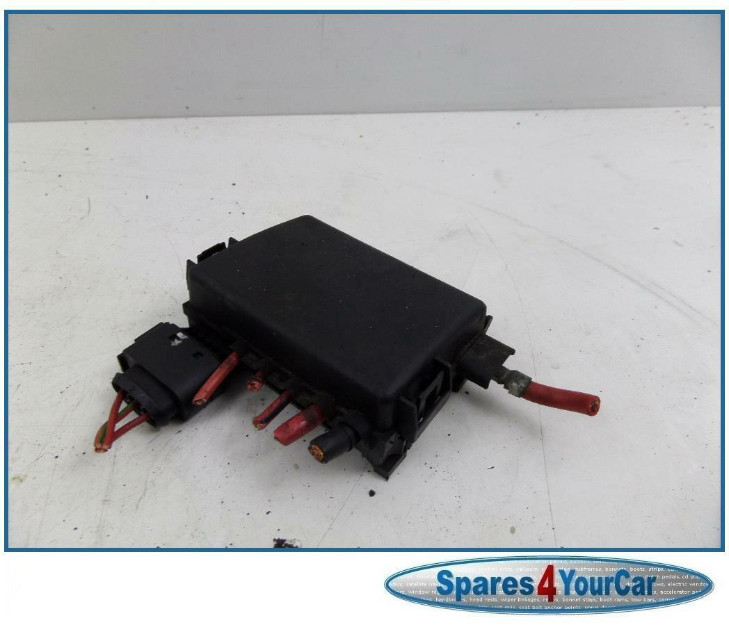 Seat Leon 00 05 Fuse Box 18 Petrol Part No 1j0937773 1499 Peugeot 306 V Reg 1 Of 1only Available
