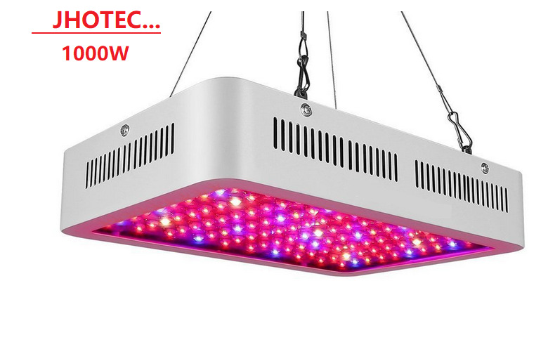 LED GROW LIGHT 1000W Hydro Full Spectrum 2 Chips Lamp Veg Flower ...