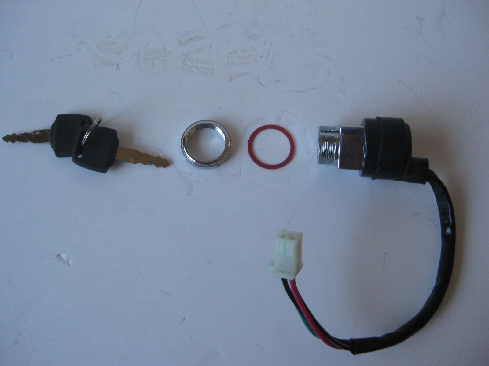 Honda Ct70 Ct 70 Mini Trail Key Switch Ignition Passport Atv Go Cart 1970 Points 1 Of 4free Shipping