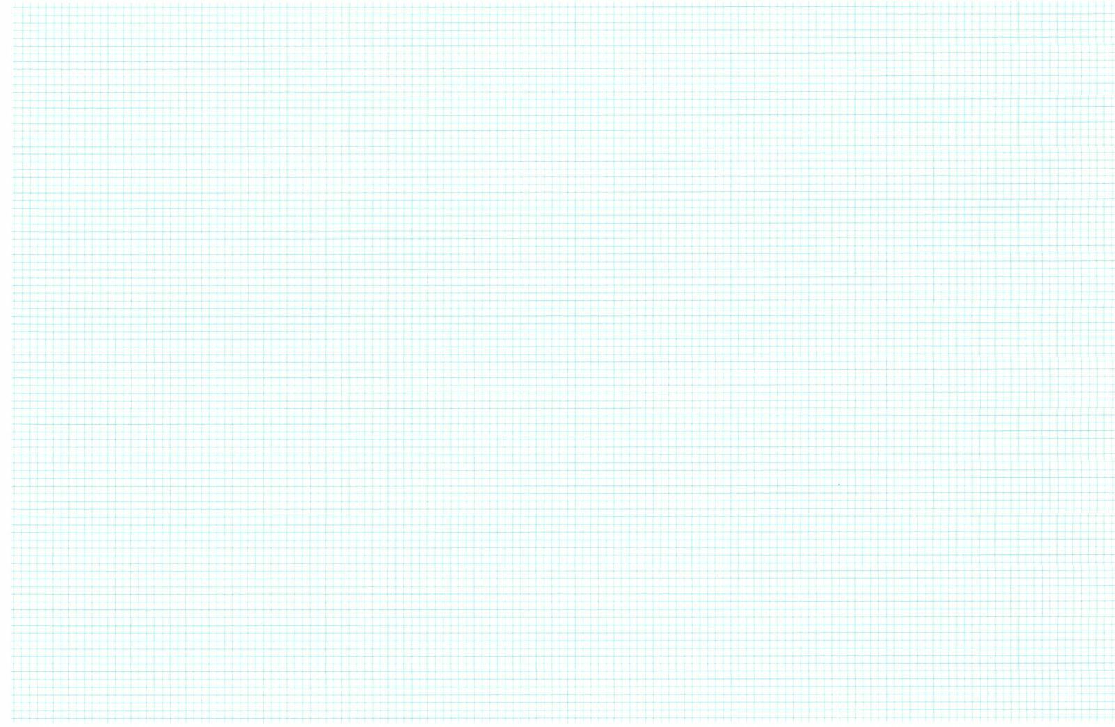 10 pack of large sheet format 1 4 graph paper 36 x 24 blue