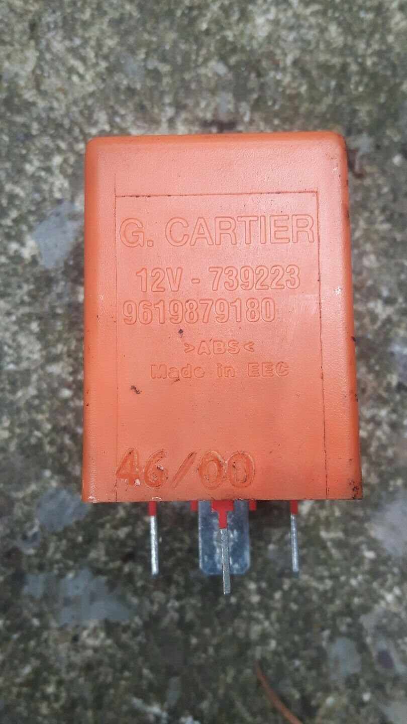 Peugeot 106 Orange Relay 9619879180 1 of 2Only 1 available ...