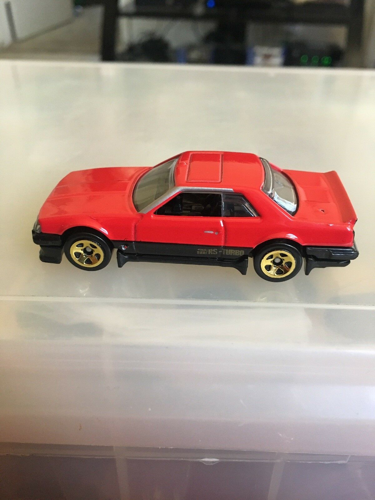 2017 Hot Wheels 82 Nissan Skyline R30 Red Unspun Unrivet Prototype Hotwheels Silver 1 Of 3only 2 Available
