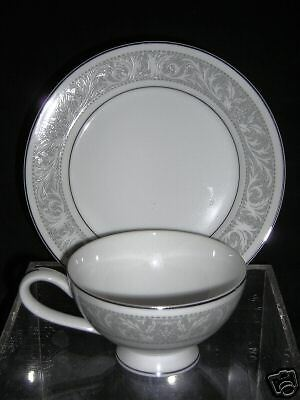 IMPERIAL CHINA WHITNEY W. DALTON TEA CUP &SAUCER  #5671