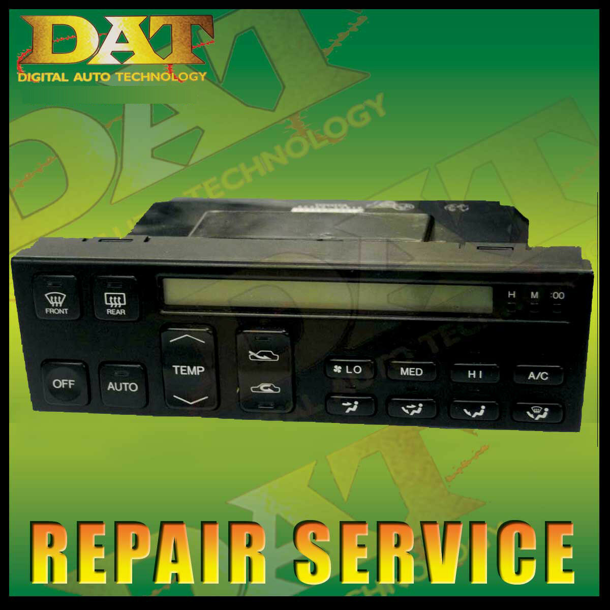 Lexus Ls400 Sc300 Sc400 Climate Control Rebuild Service 1 of 1FREE Shipping  ...