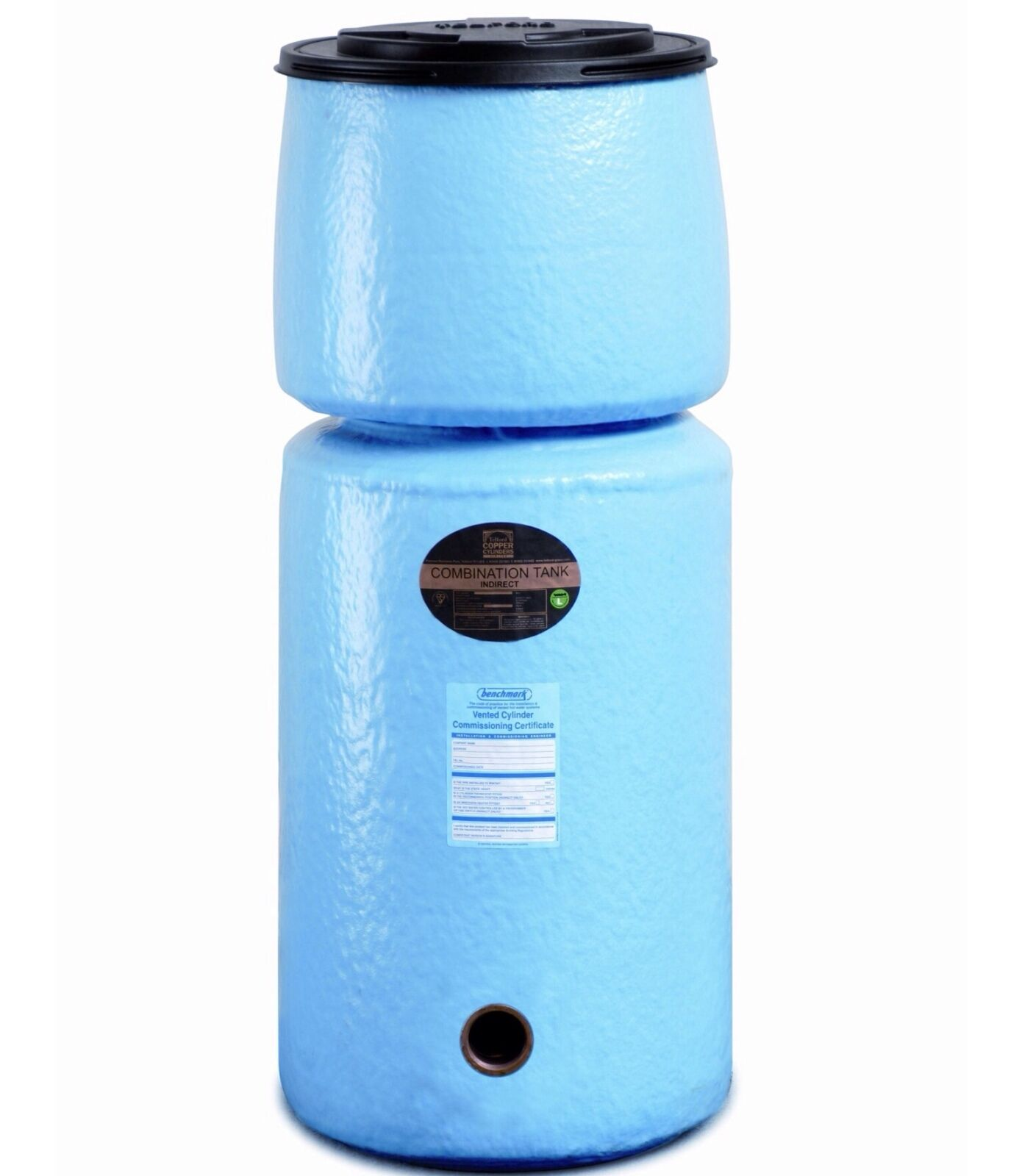 HOT WATER TANK Fortic Combination All Sizes/types - £209.99 ...
