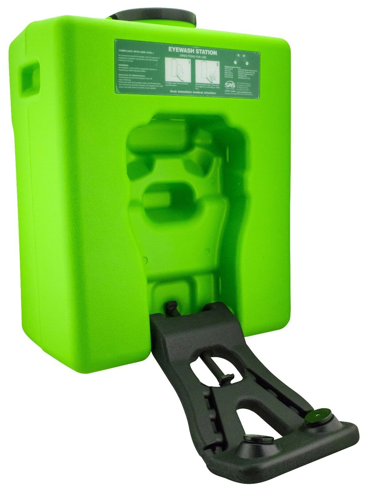eyewash station sas portable 5134 00 meets osha requirement 1 of 1free shipping - Eye Wash Station Osha