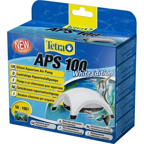 Tetra Tec Pompe A Air Aps 100 White Edition