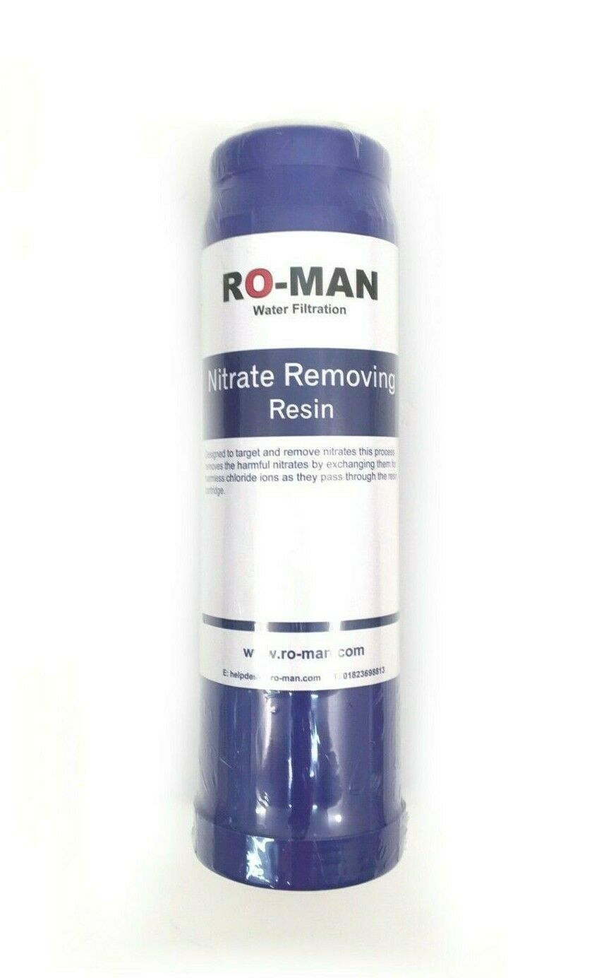 "Nitrate Removal 10"" 1 Litre Cartridge 