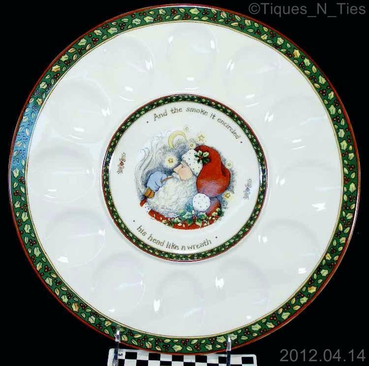 Portmeirion Christmas Story Dinnerware