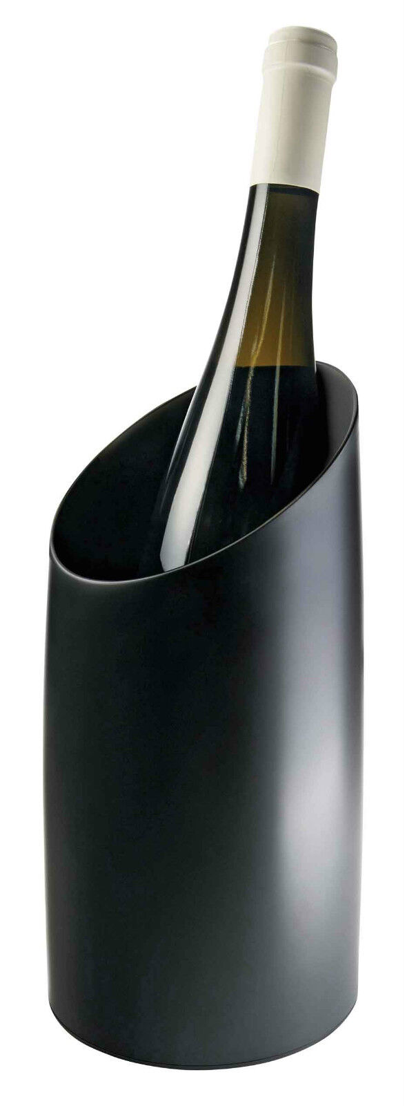 Nuance Wine Cooler Black RRP $69.95 ABS w/rubbercoating SAVE