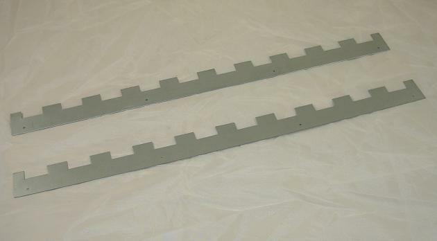 Wbc Castellated Spacers (6X Pairs) / Holds 8 Frames - Beekeeping / Beehive