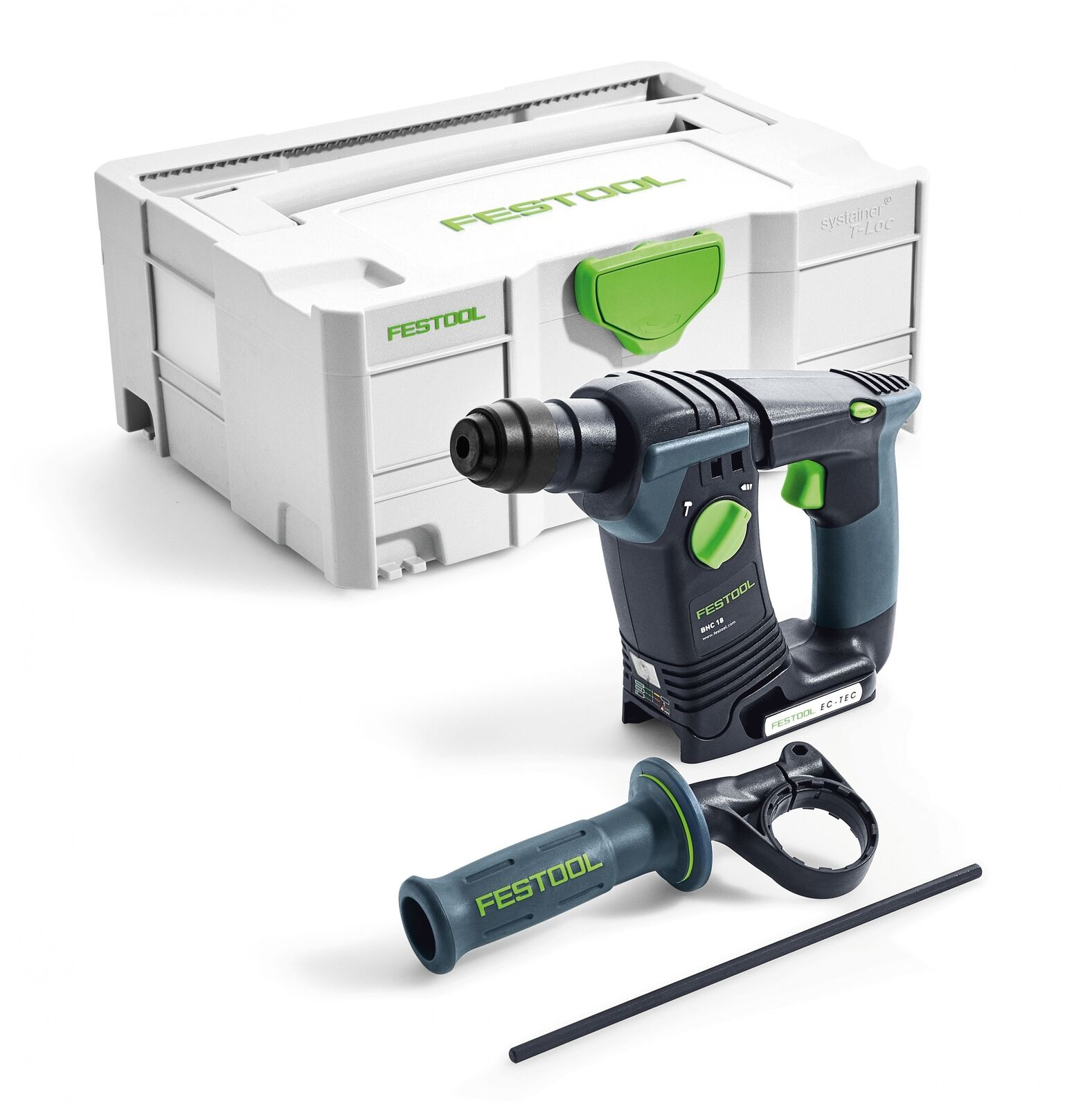 festool akku bohrhammer bhc 18 li basic 574723 eur 313 00 picclick it. Black Bedroom Furniture Sets. Home Design Ideas