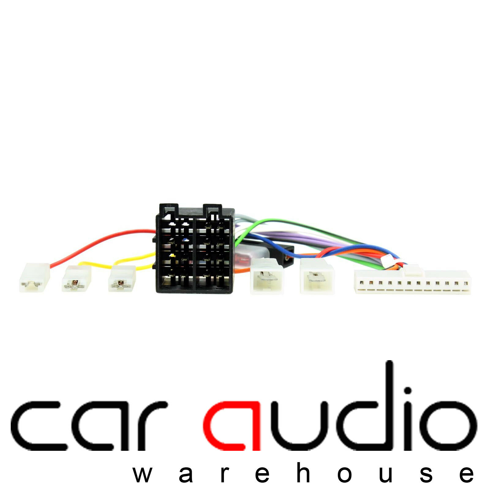 Pioneer 12 Pin Iso Head Unit Replacement Car Stereo Wiring Harness Ct21pn01 1 Of 1free Shipping