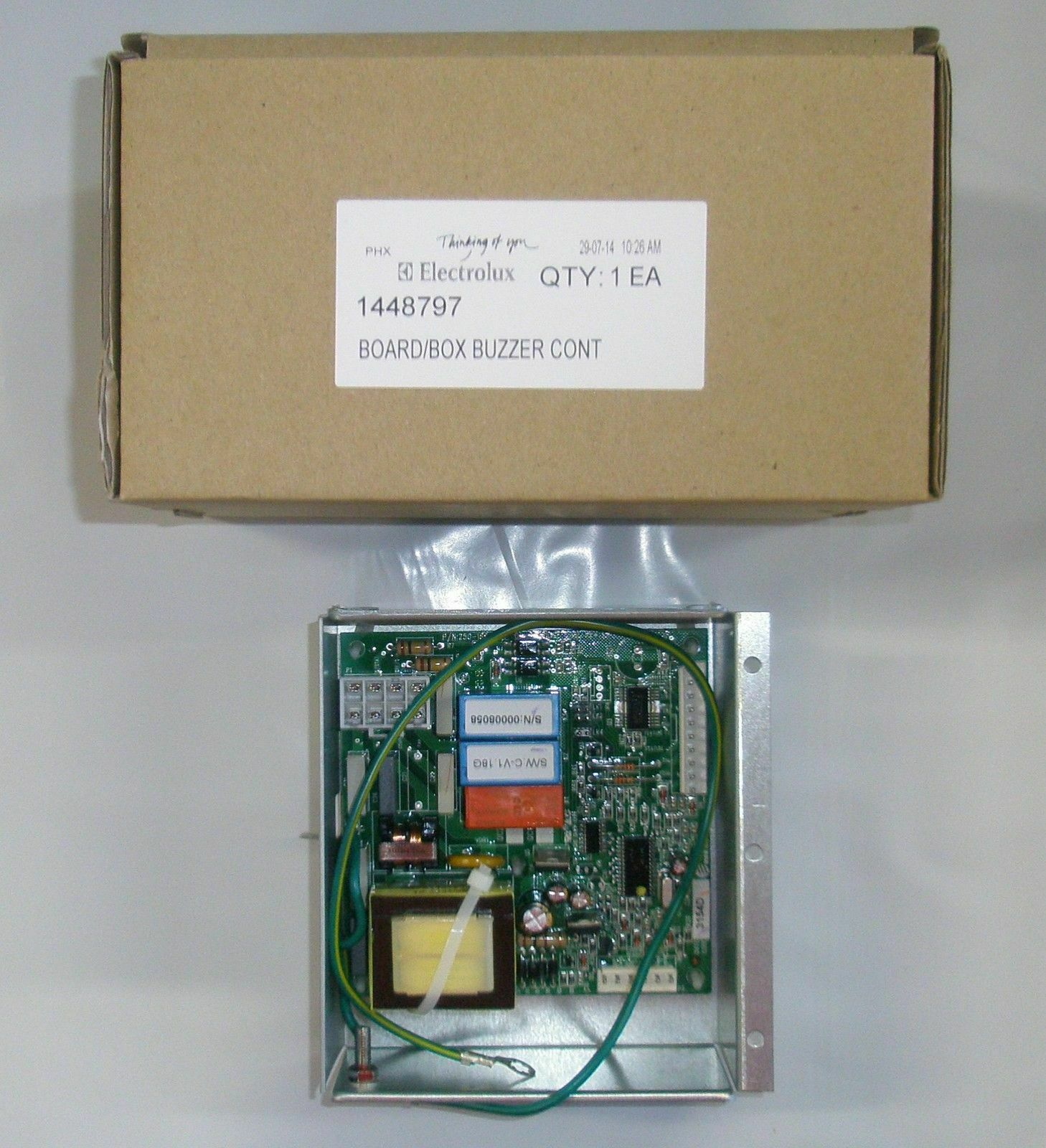 Westinghouse Refrigerator Control Pcb Board Part Number 1448797 New Genuine