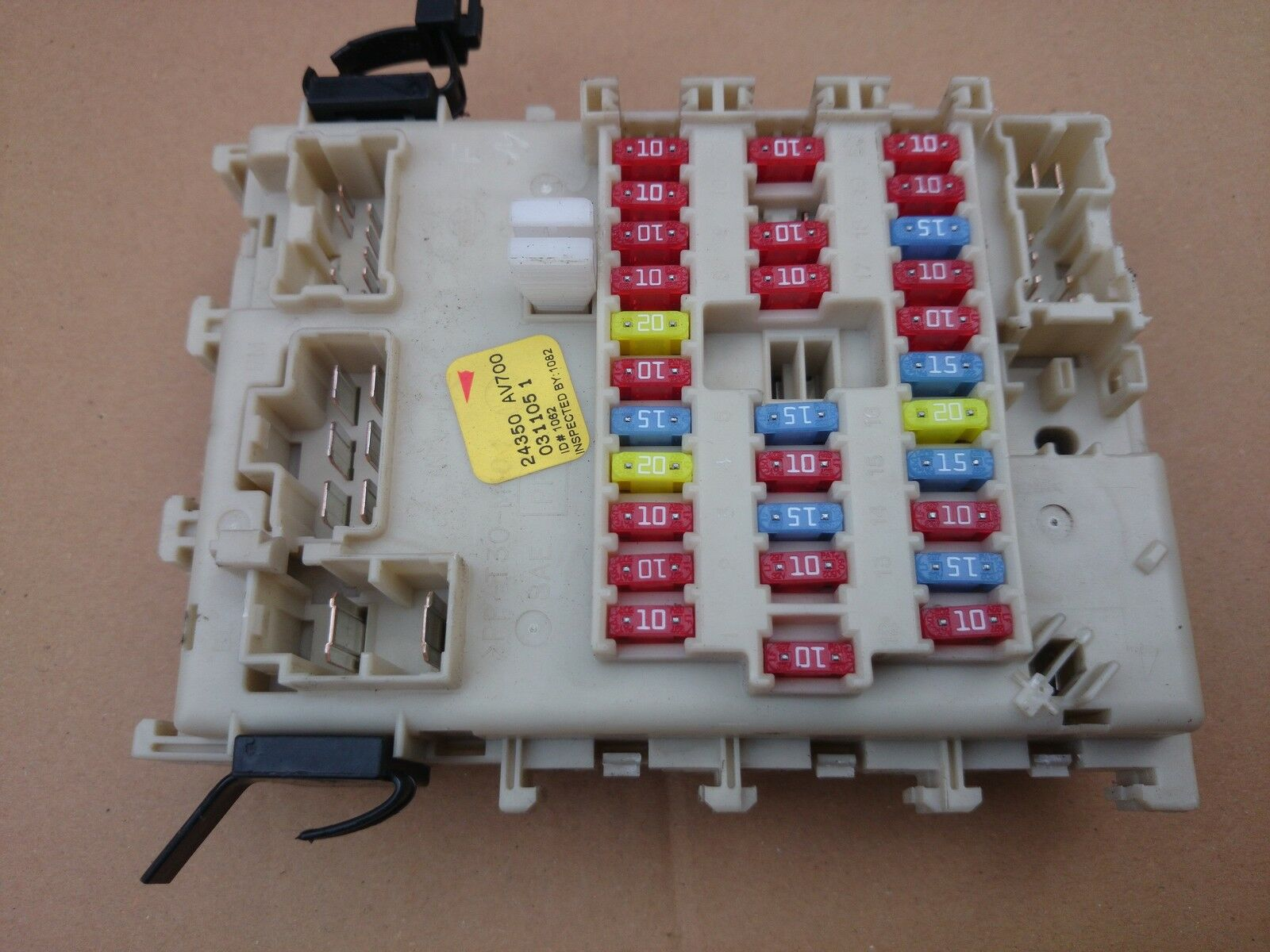 Nissan Primera P12 18 02 07 Fuse Box 1241 Picclick Uk Audi S4 1 Of 2only Available See More