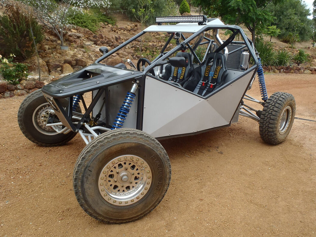 how to build a dune buggy book
