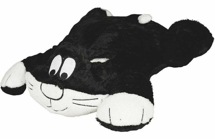 Snugglesafe Bruno Cat Cover Cushion for Microwave Heatpad (sold separately)