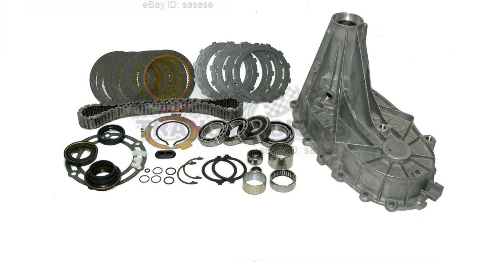 Np246 Transfer Case Rebuild Kit Chain Bearings Clutches Gm 2003 Gmc Identification 1 Of 3 See More