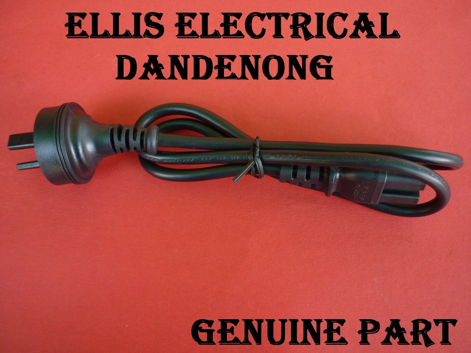 Sunbeam Slow Cooker Power Cord / Cable, Part Number: HP3510103 Ellis Electrical