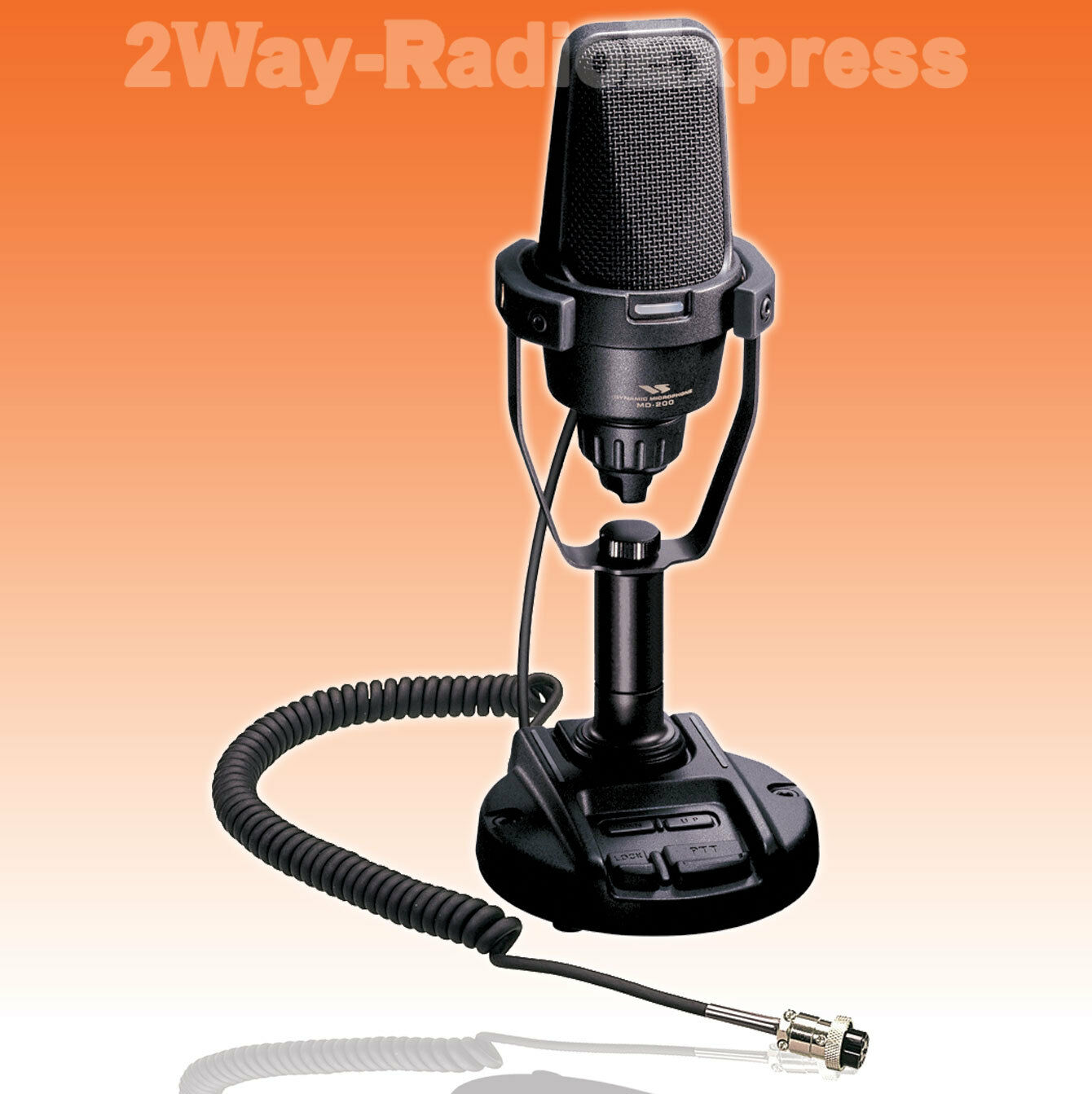 Yaesu Md 200 High Fidelity Desk Mic For All Latest Hf Radios Condenser Microphone Schematic The Mh31 1 Of 1only 4 Available