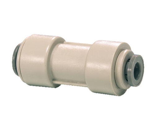 John Guest Push Fit Reducing Straight Connector - Tube OD x Tube OD