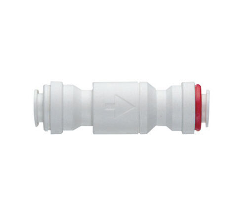 John Guest Push Fit Connection Single Check Valve - Tube OD