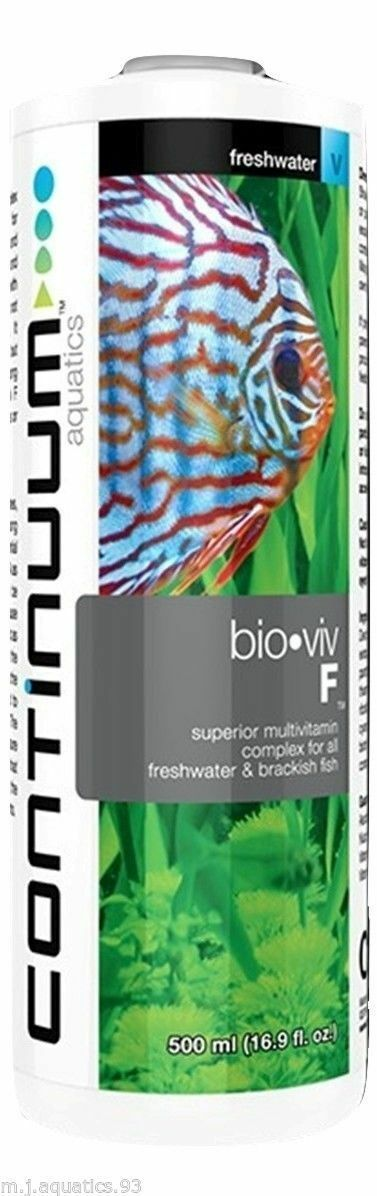 CONTINUUM BIO VIV F  (Multi vitamin complex for freshwater& brackish fish)