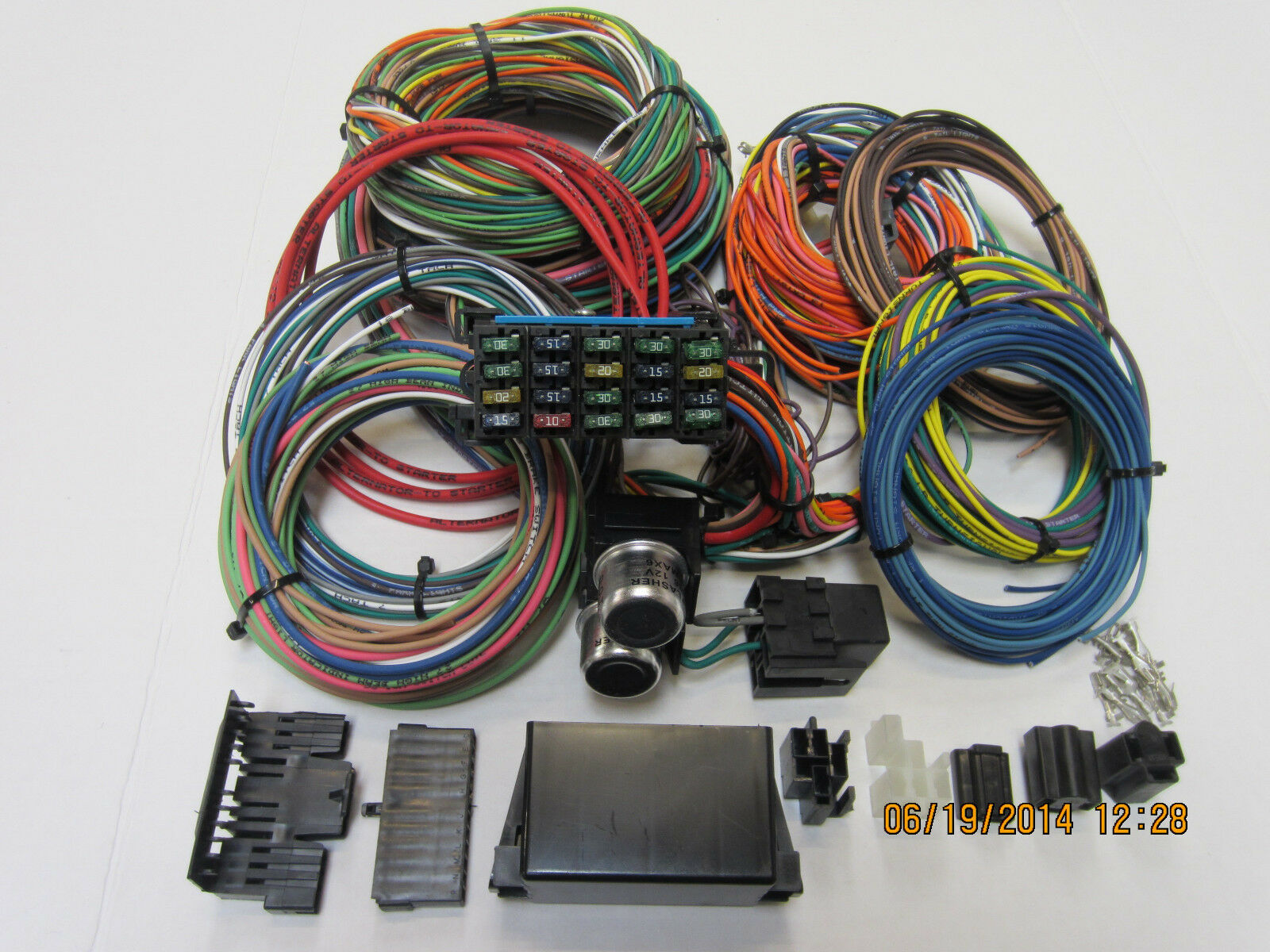 ez wiring 21 circuit harness manual ez wiring for street rat rod wiring diagram rat rod wiring harness diagram