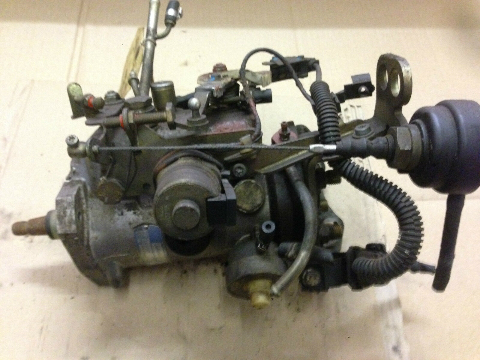 Volvo 440 19 Td 1997 Diesel Fuel Pump Lucas F8qlto1 R8444b850a 960 Filter Location 1 Of 8only Available