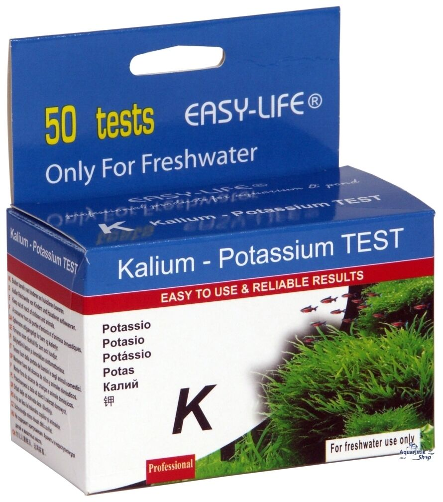 Kit de test potassium easy life