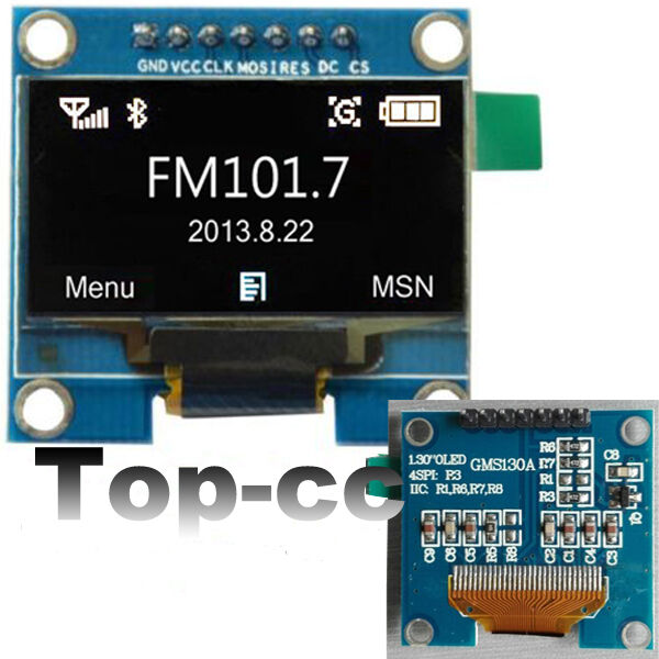 LCD Display Module 128x64 Graphic Matrix LCD with