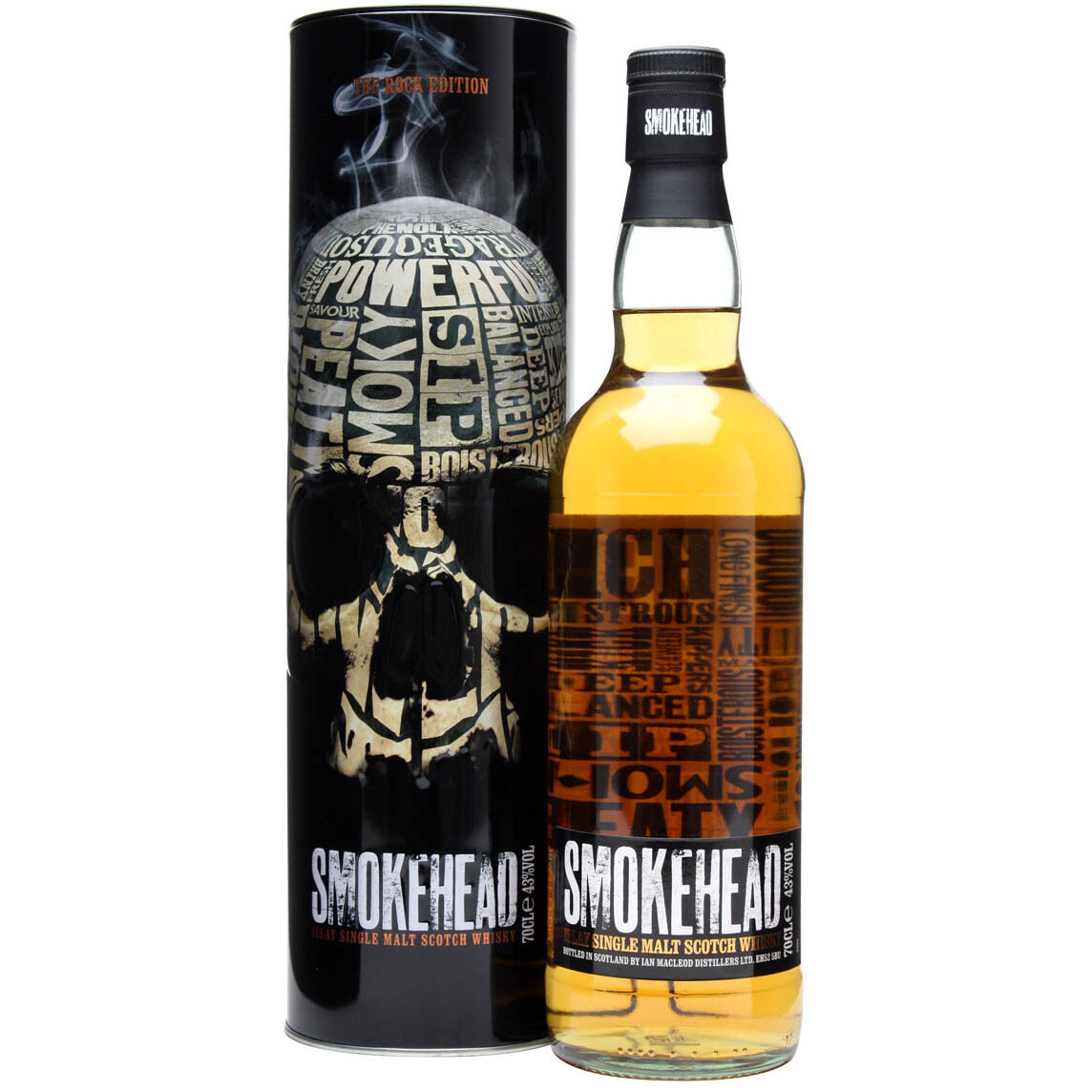 Smokehead Scotch Whisky 700mL