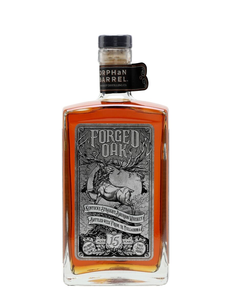 Orphan Barrel 15 Year Old Forged Oak Kentucky Bourbon Whiskey 750ml
