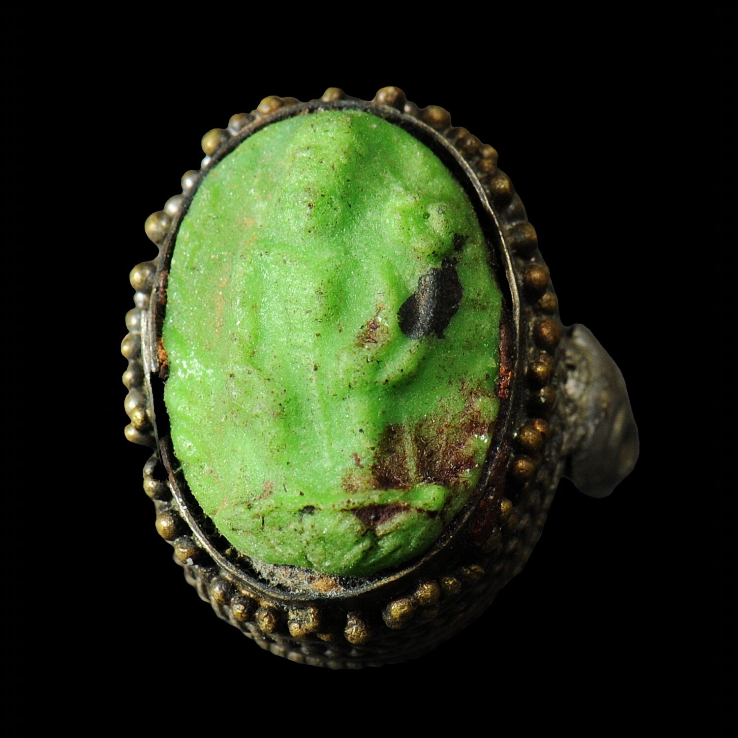 Aphrodite- Ancient Islamic Silver Ring