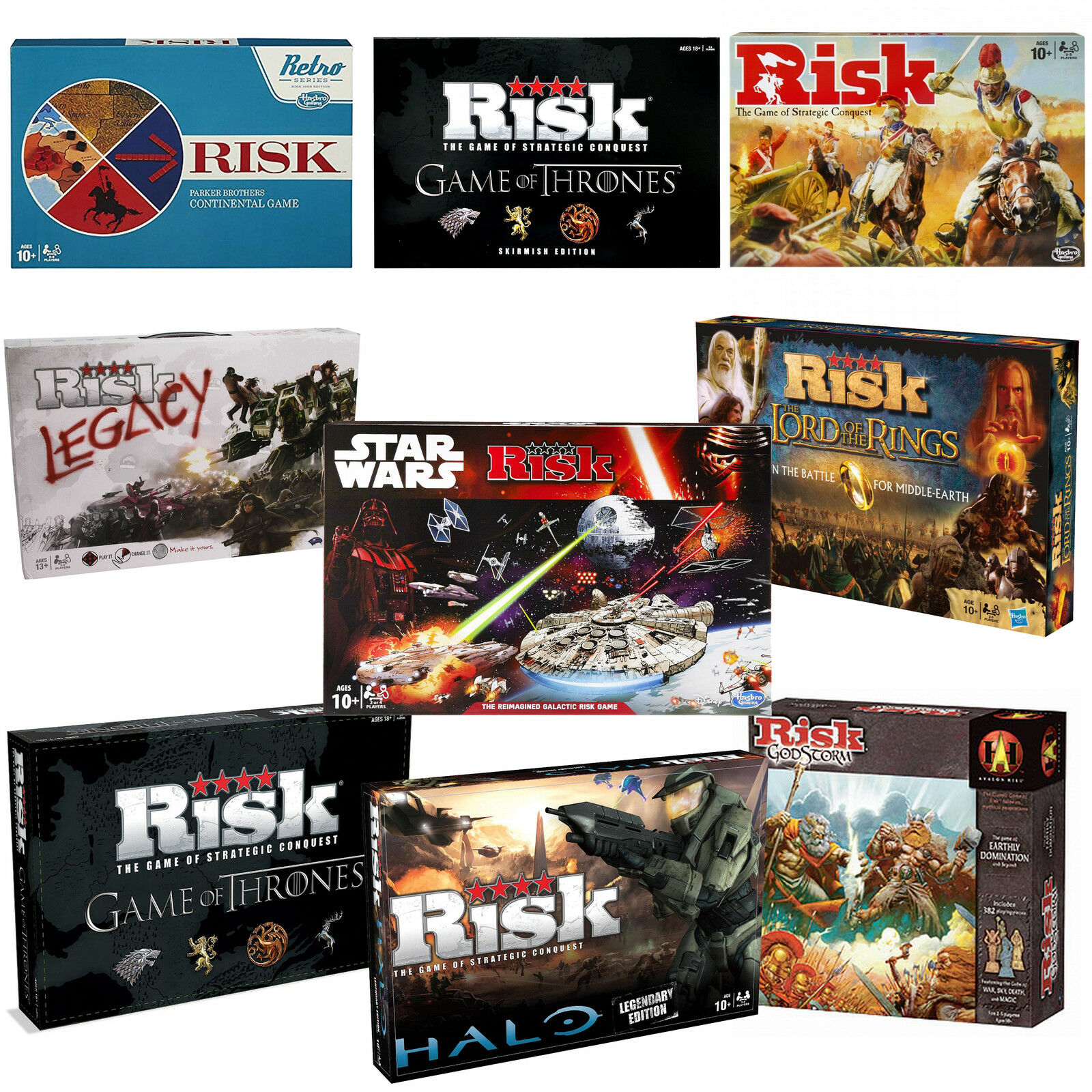 how to start a game of risk