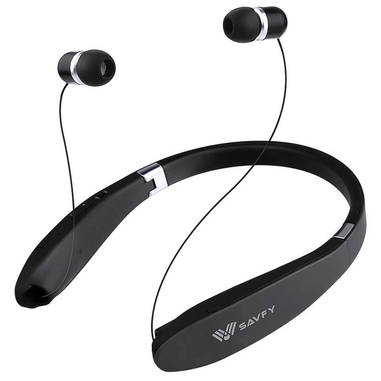 Savfy Wireless Bluetooth V41 Foldableretractable Headphones Stereo Universal Headset Earphone 41 Branded 1 Of 8free Shipping Earbuds