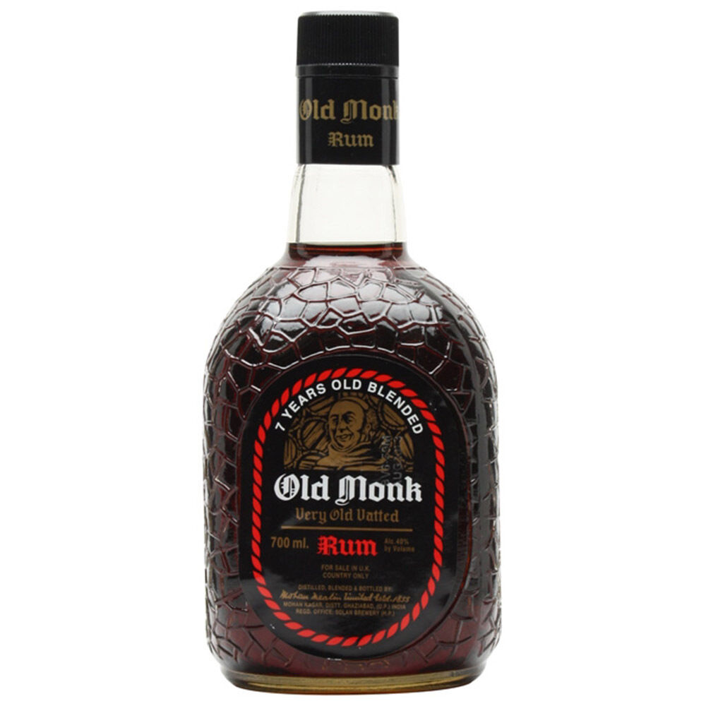Old Monk 7 Year Old Rum 700mL