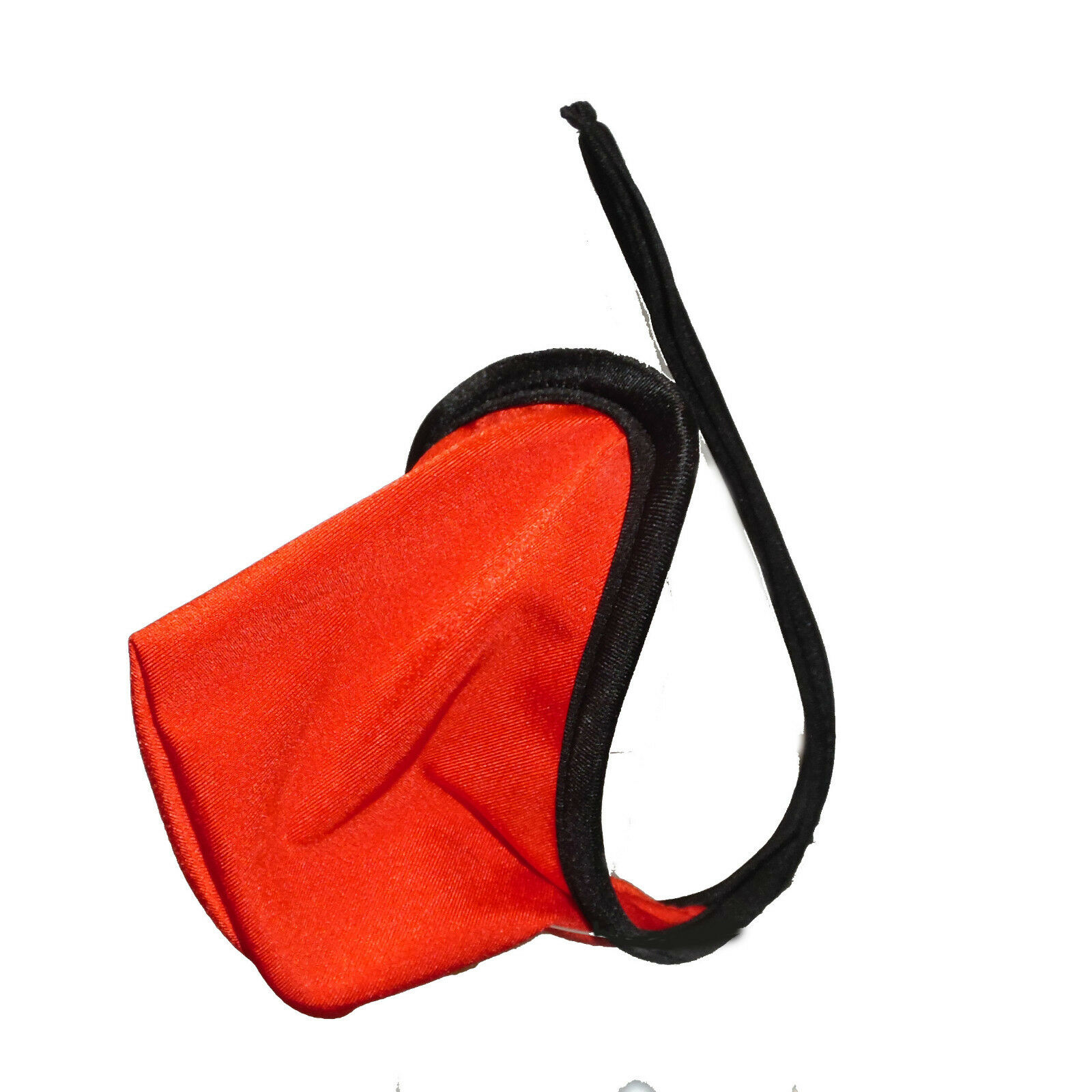 Sexy Men C-String Micro  Pouch Rot - Model (420)