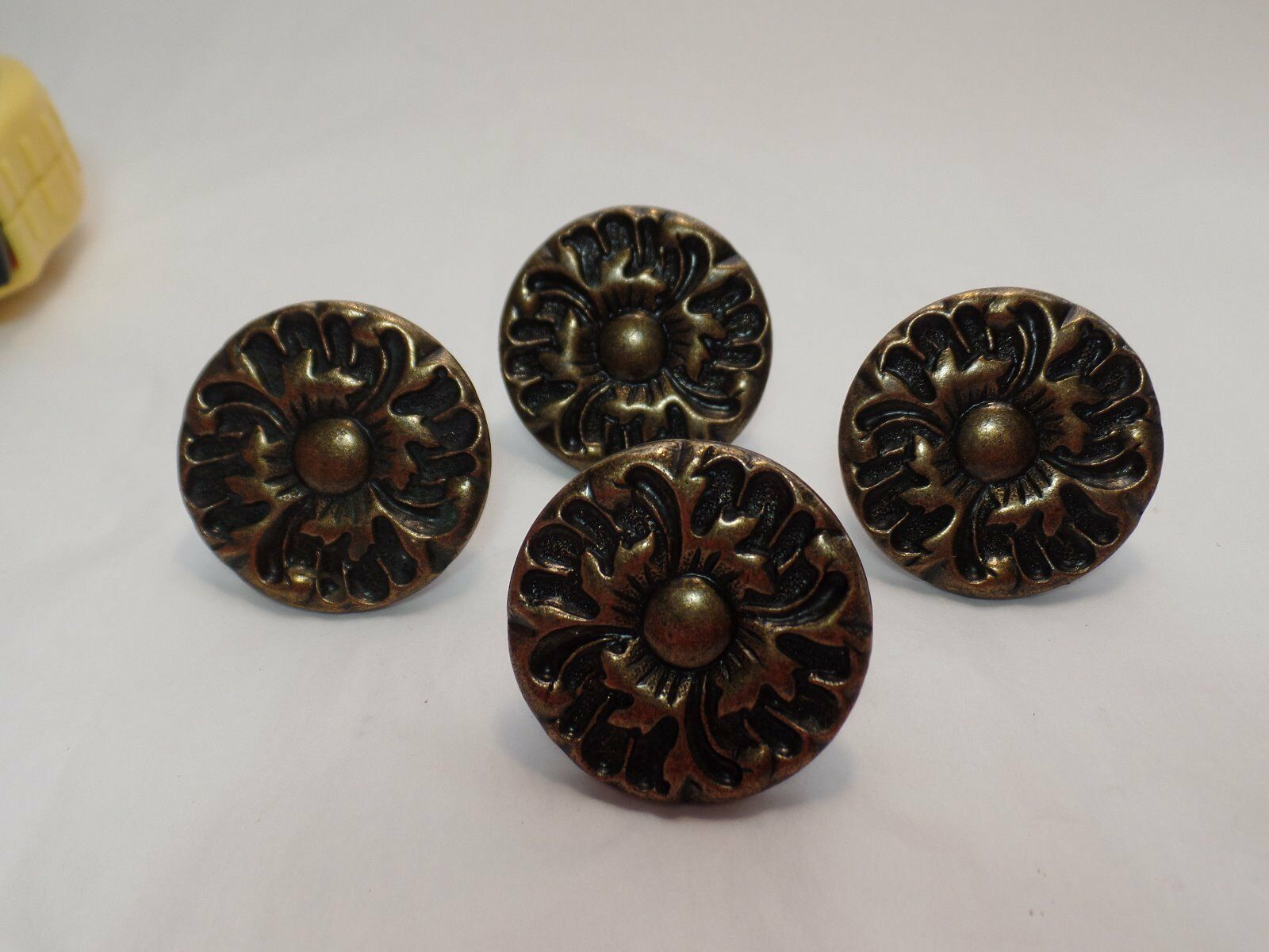 Drawer Pulls <JB> 287  2 Pair Vintage