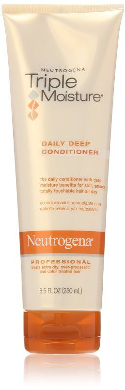 Neutrogena Triple Moisture Daily Deep Conditioner, 8.5 Ounce (Pack of 3) • $17.81